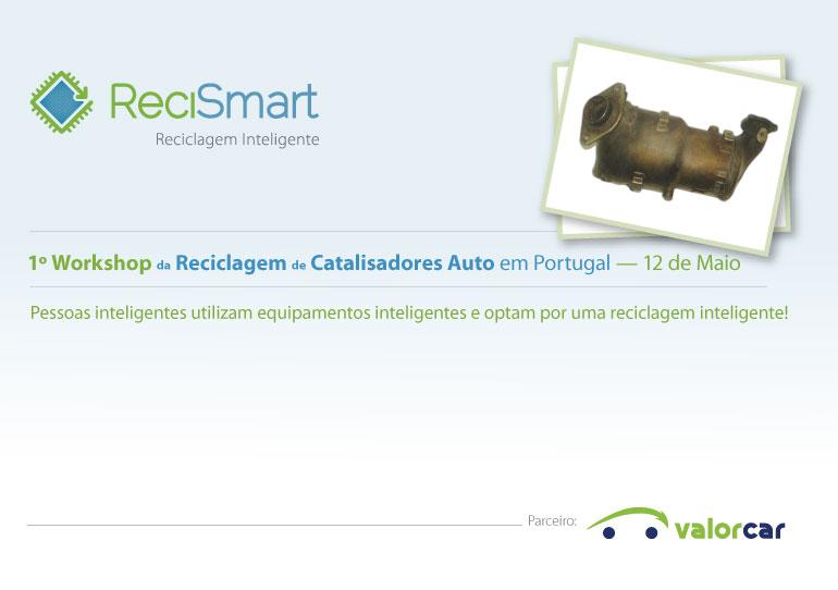 ReciSmart | Organização de Evento / Workshop
