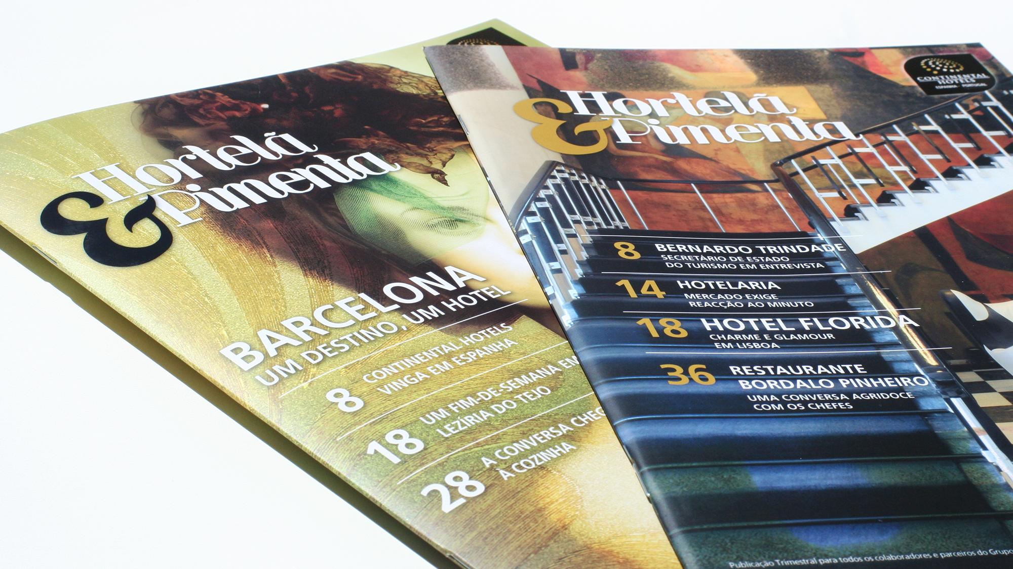 Continental Hotels | Revista Hortelã & Pimenta