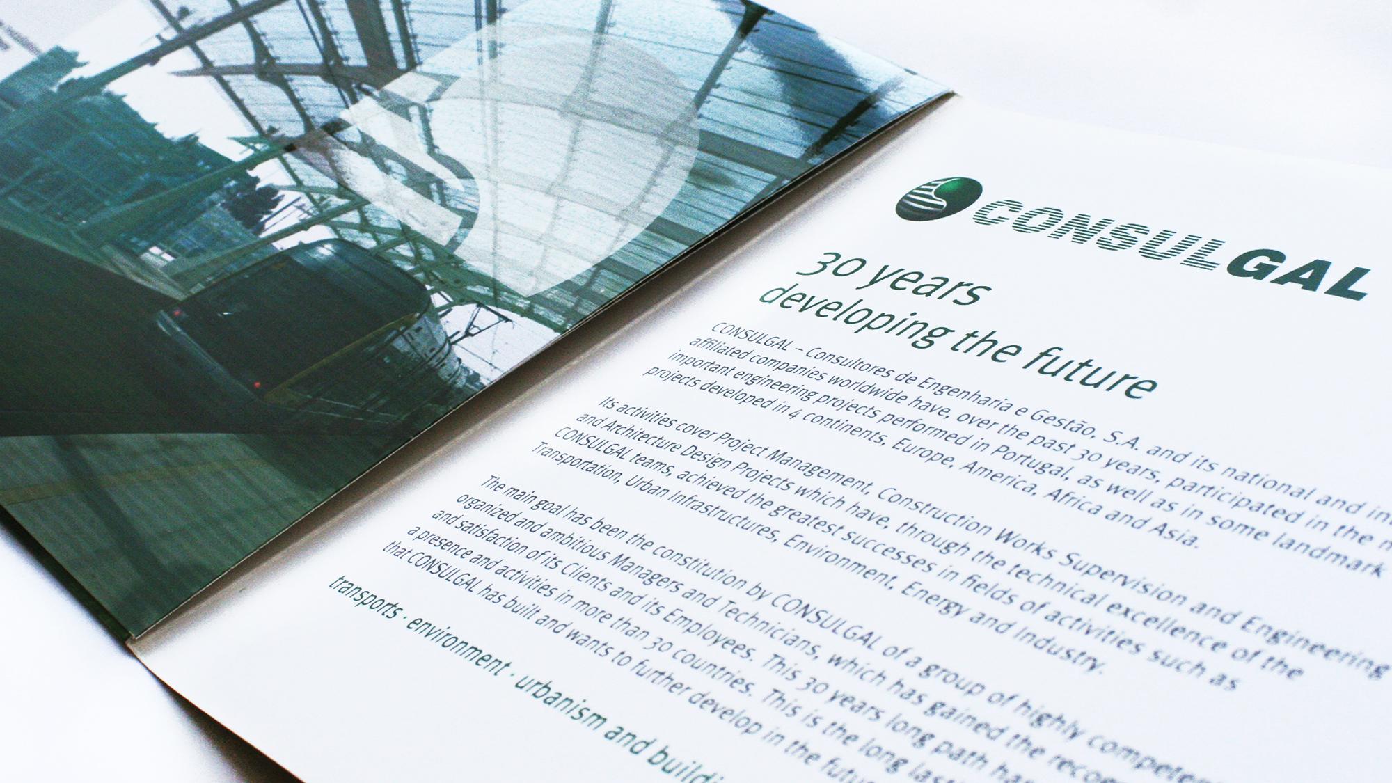 Consulgal | Brochura 30 Anos