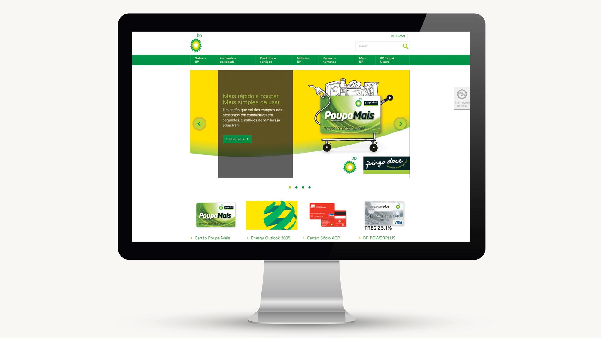BP Portugal   Website