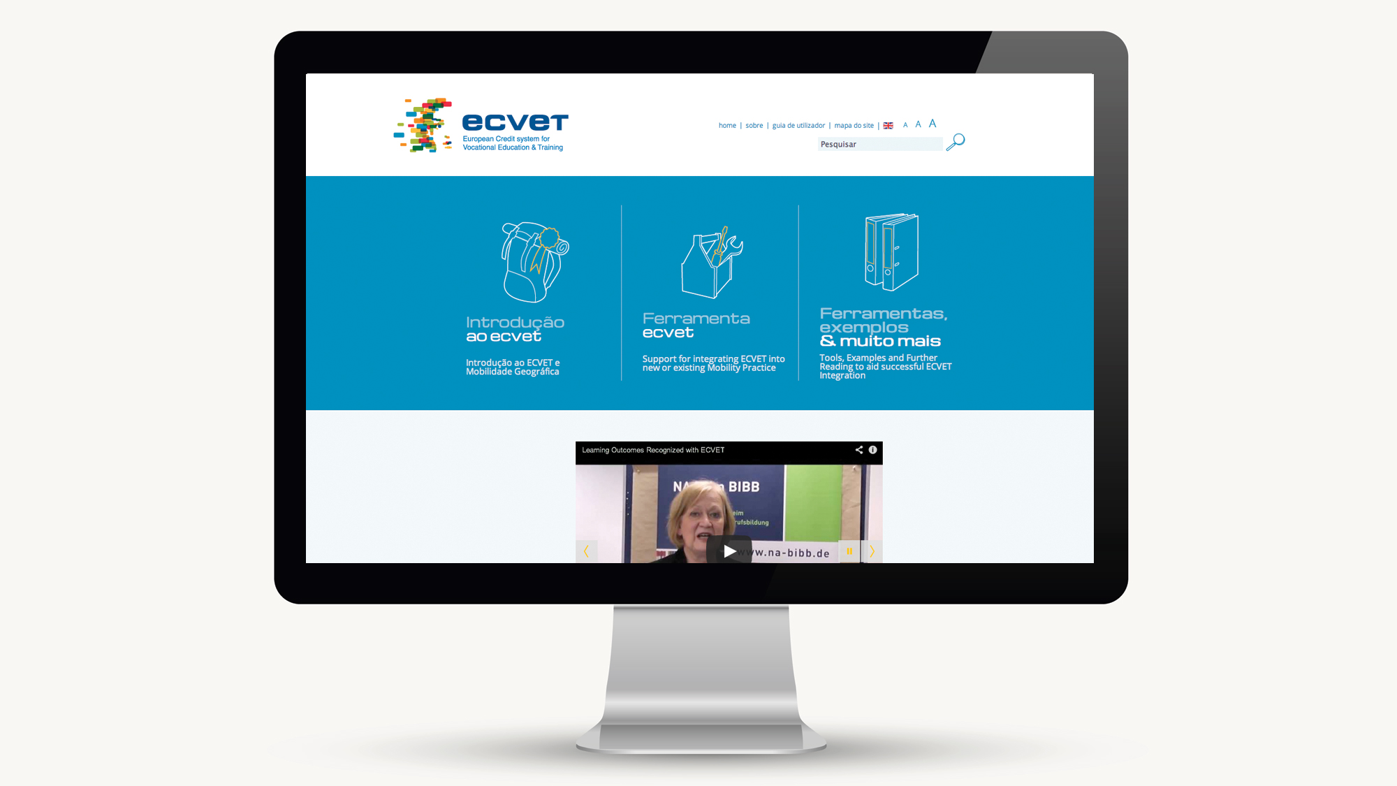 AN PROALV / ECVET | Responsive Website